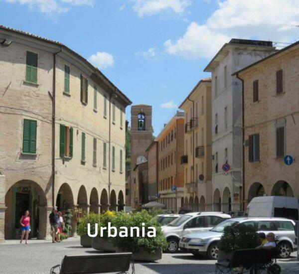 Urbania Le marche