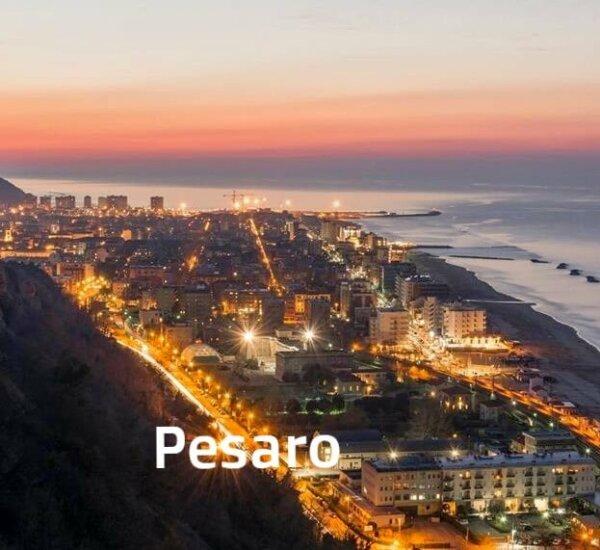 Pesaro Le marche