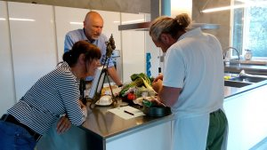 kookworkshop bij Villa marsi