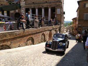 Villa Marsi mille miglia Urbino