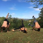 Villa Marsi yoga week